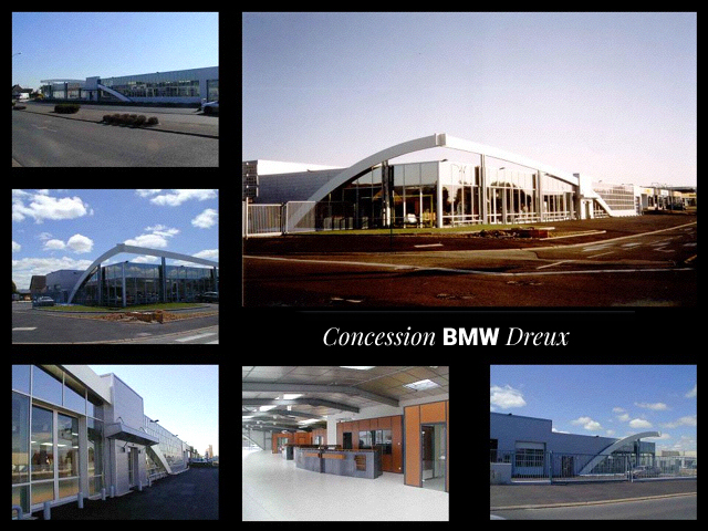 Concession BMW Dreux