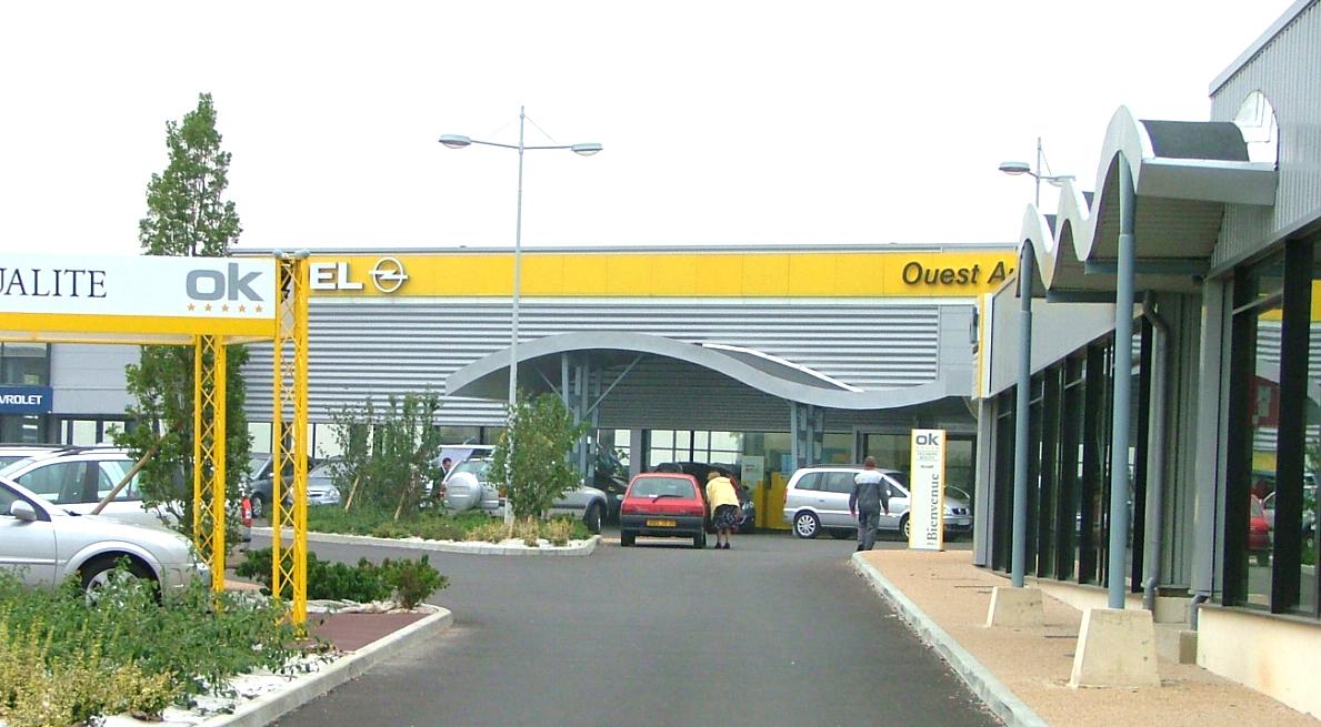 Opel Daewoo Saab Chartres1