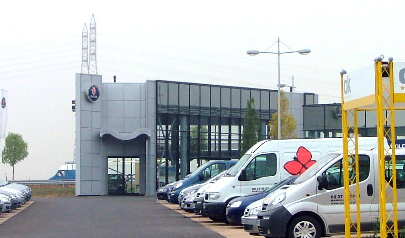 Opel Daewoo Saab Chartres2