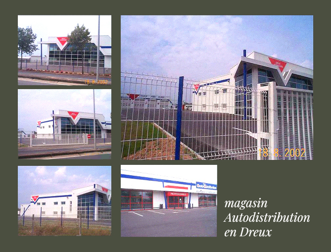 magasin Autodistribution Dreux